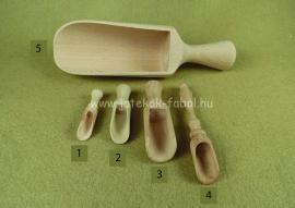 Fűszerkanál, 6 cm-es