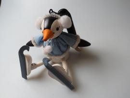 Korcsolyás pingvin lány - bolerós