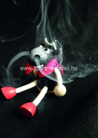 Füstölős bika