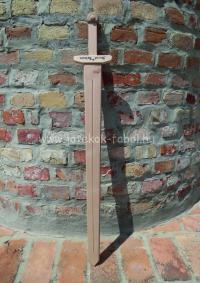 Fakard, Szent István kardja