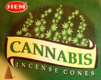 Kúp füstölő - cannabis