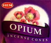 Kúp füstölő - ópium