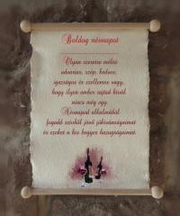 Névnapra - Olyan szeretetre méltó...