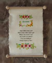 Szeretettel (Ír áldás)